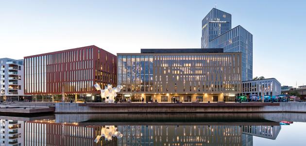 Centro multifunzionale Malmö Live Il tassello mancante