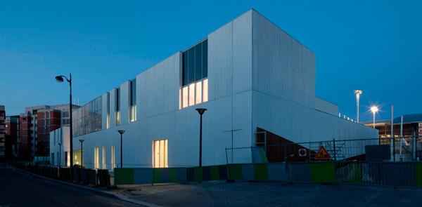 Multi-purpose Centre - Zac Della Porte Des Lilas