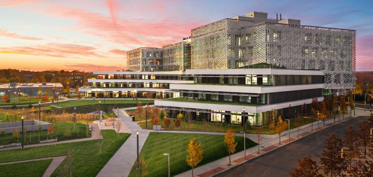 Science and Engineering Complex della Harvard University