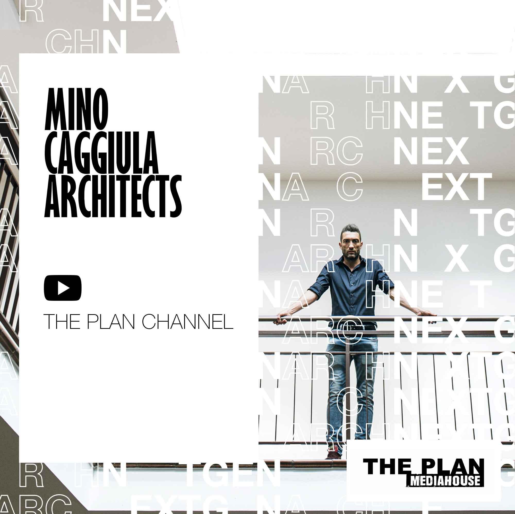 Arch NextGen: Mino Caggiula Architects