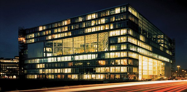 Complesso per uffici Deichtor Centre