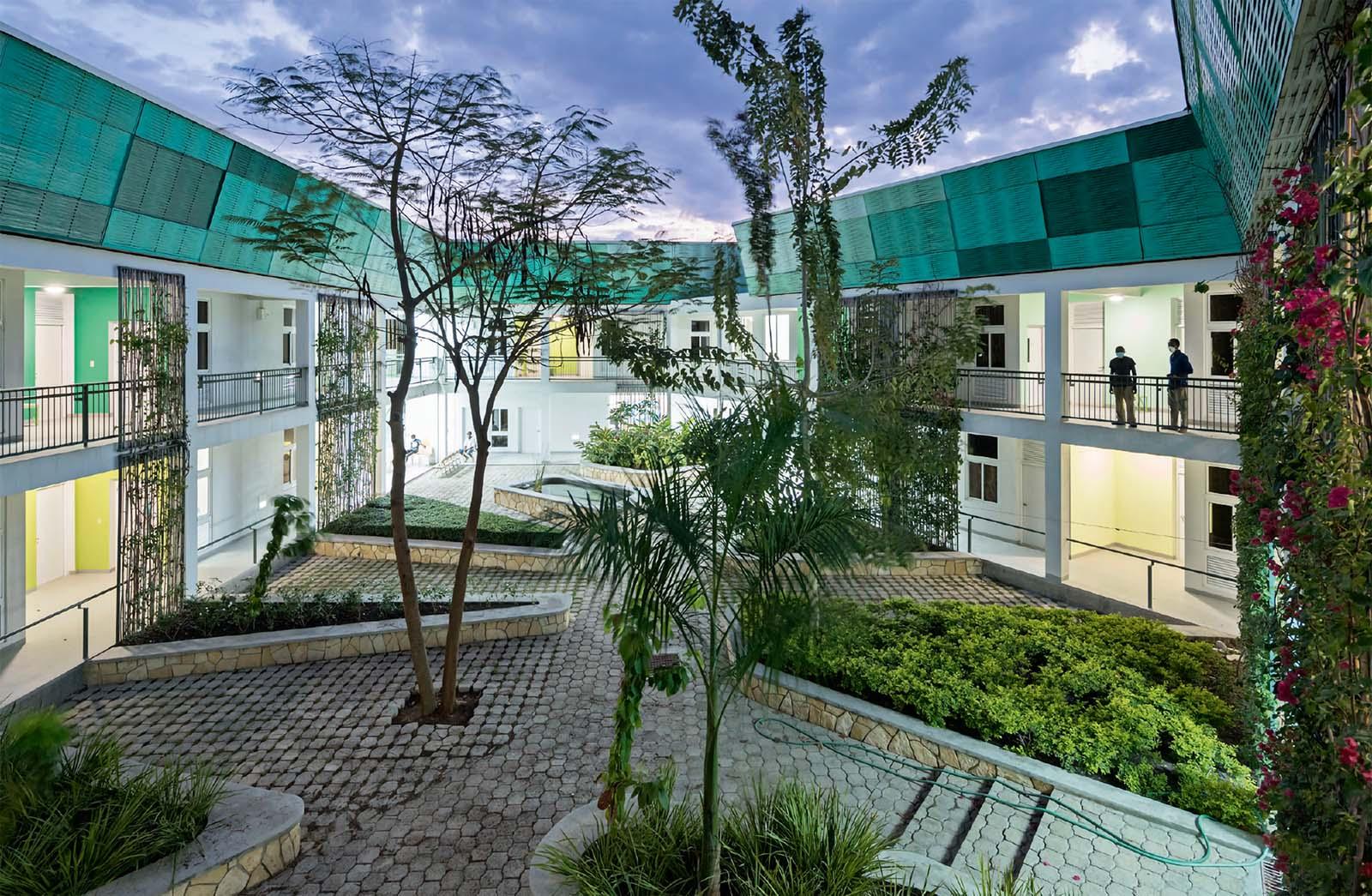 Architecture as good medicine