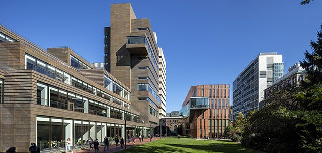 Barnard College - The Milstein Center, SOM | THE PLAN
