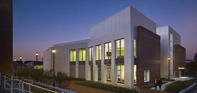 Centro per imaging biomedico e cerebrale di MGA Partners | THE PLAN