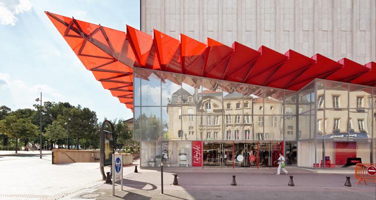 Galeries Lafayette Metz