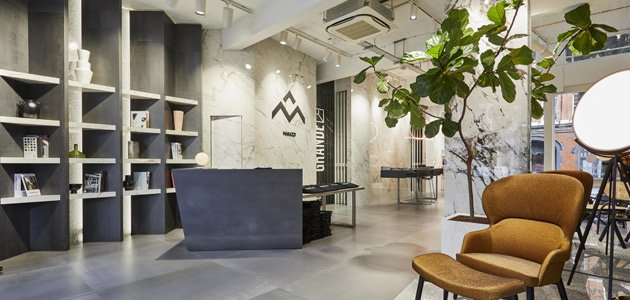 New Showroom - New Collections di Marazzi | THE PLAN