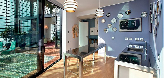 Edifici Residenziali - Varesine Milano, Italy - Interior Design: Dolce Vita Homes