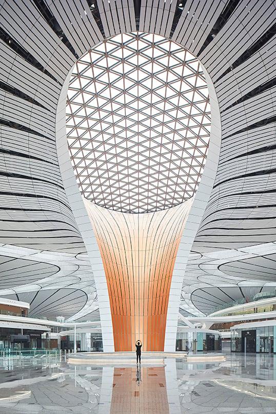 Il futuro è degli aeroporti. Le città di chi vola (non solo col corpo)