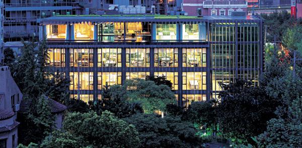 Z58, Zhongtai Lighting Company Headquarters  and Showroom