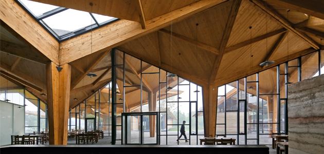 Cogliere la logica intrinseca dell'architettura