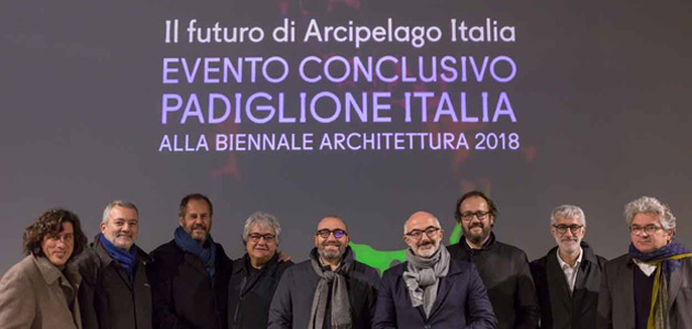 Evento di chiusura del Padiglione Italia   the plan