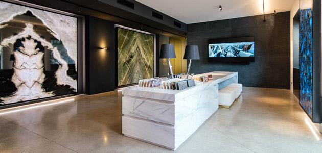 Office I Showroom Officina della Scala e Antolini   THE PLAN