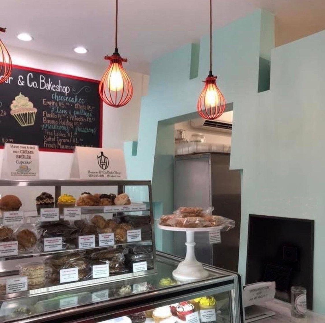 Huascar & Co. Bake Shop, un progetto vivace per uno chef creativo