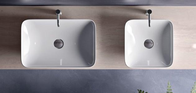 ceramiche, sanitari e lavabi per ogni ambiente