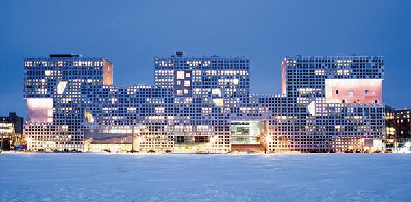 Residenza per studenti, MIT