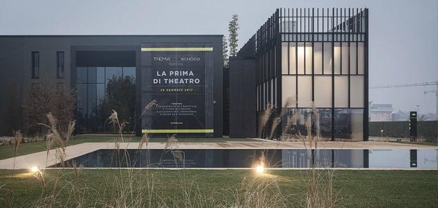 THEATRO, il nuovo spazio espositivo Thema