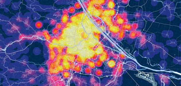 Vienna MAPPING Città contemporanea