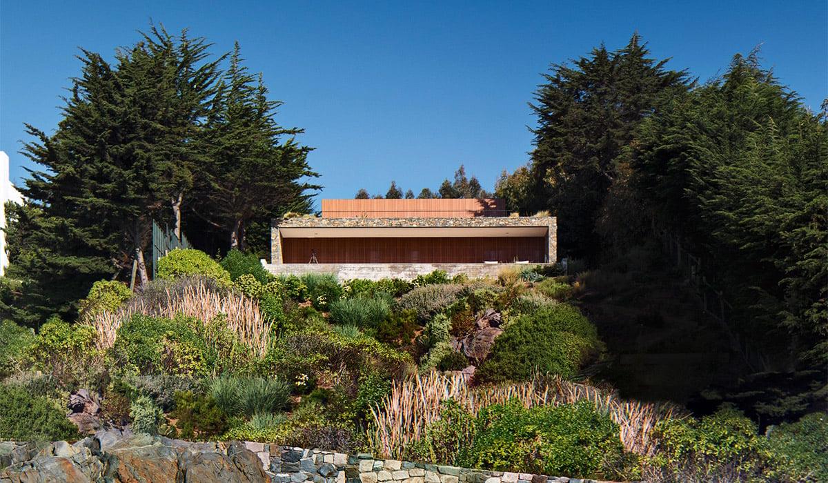 Villa Rocas El Pangue, Chile