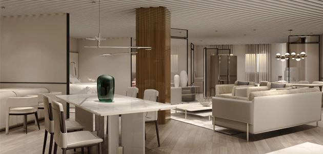 Nuovo showroom Turri a Londra | THE PLAN
