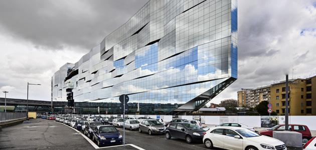 Sede direzionale BNL-BNP Paribas - Potenza espressiva per nuovi scenari urbani