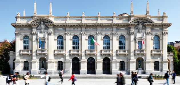 Politecnico di Milano |  | The Plan