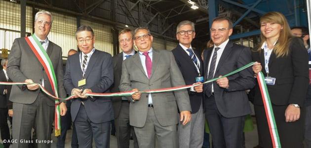 Nuovo stabilimento AGC Flat Glass Italia