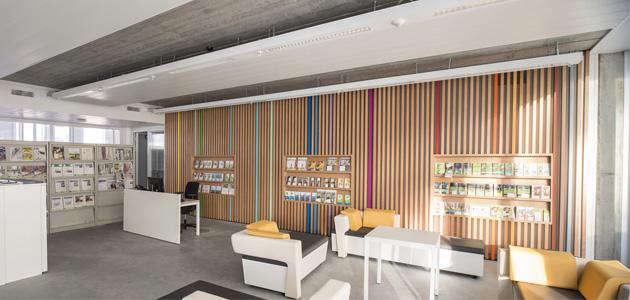 Architectenbureau Cepezed: Environment Agency di Bruxelles