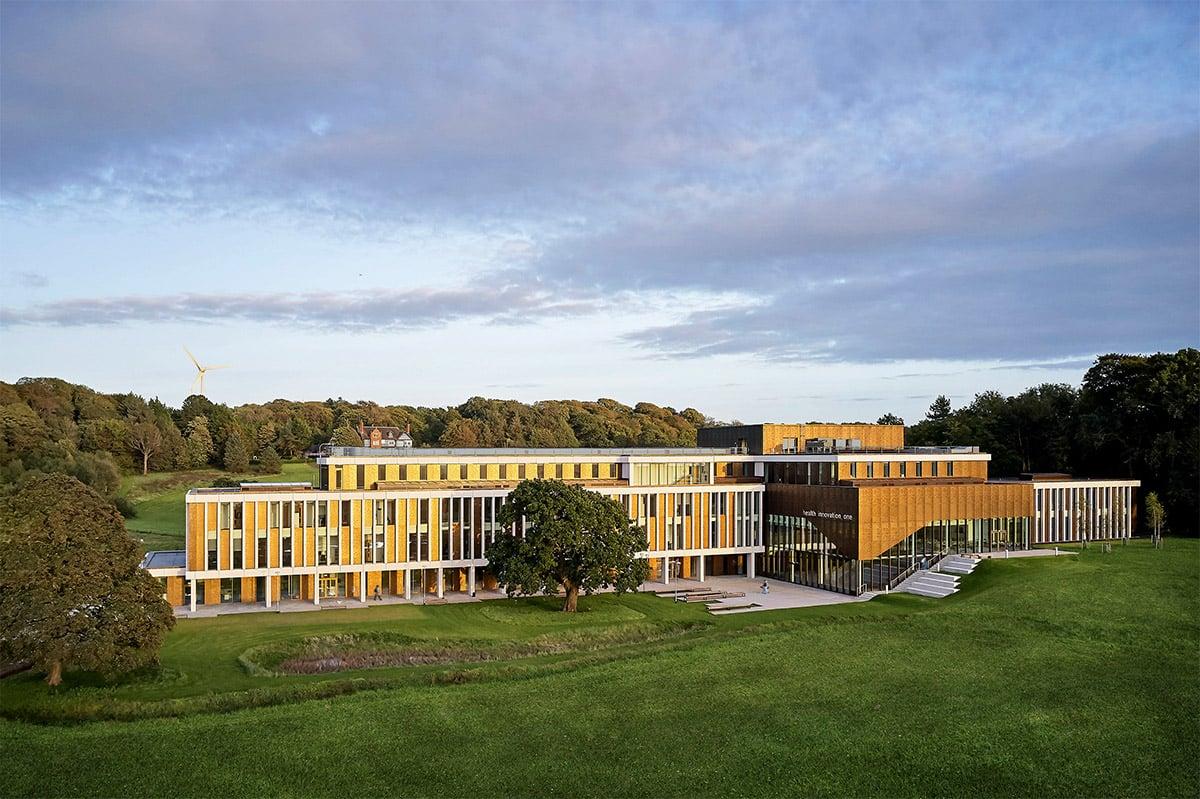 Health Innovation Hub, Università di Lancaster