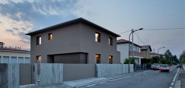 MIDE Architetti: Recupero ed ampliamento di residenza ad Abano Terme