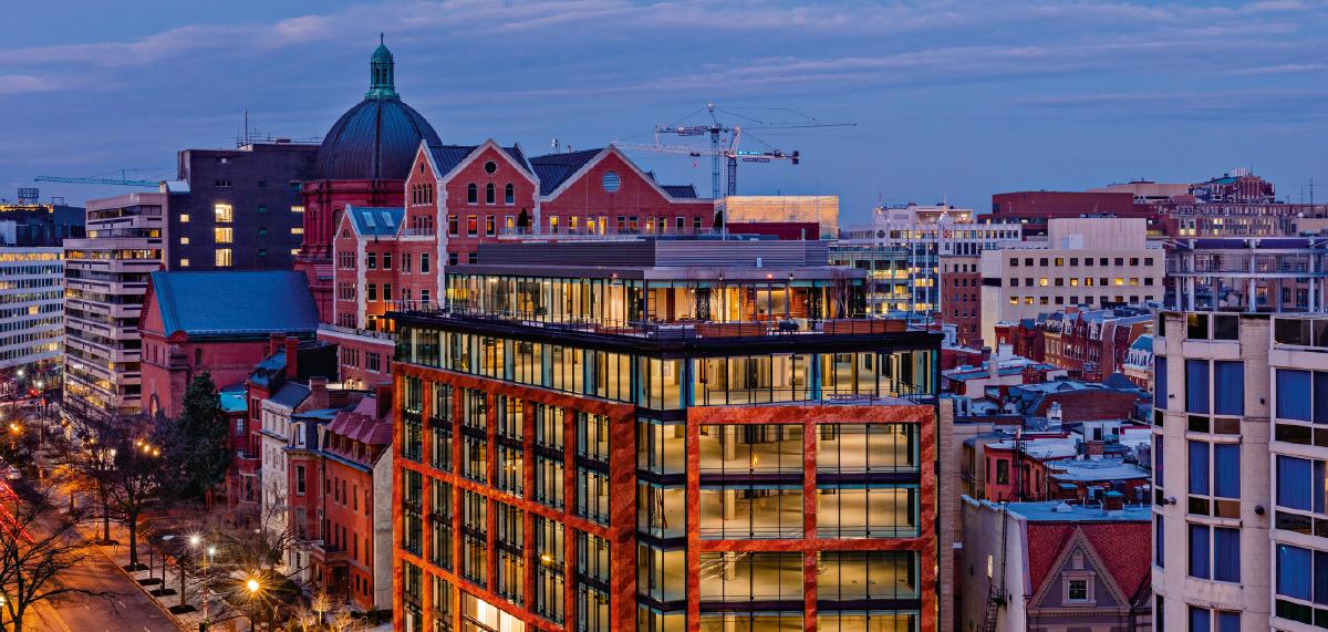 Edificio per uffici 1701 Rhode Island