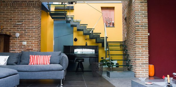 Home and office in Catania