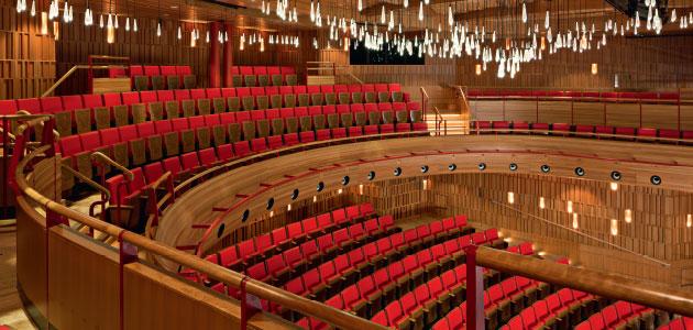 Teatro e recital hall della Royal Academy of Music