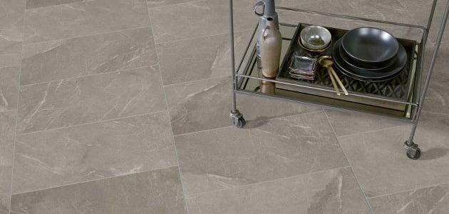 The tile series Somero