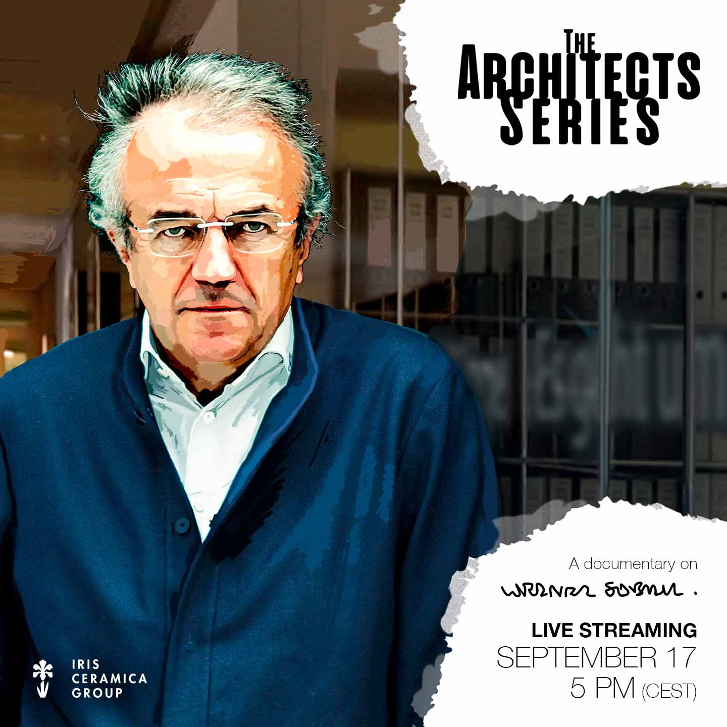 The Architects Series: A documentary on Werner Sobek – Live streaming