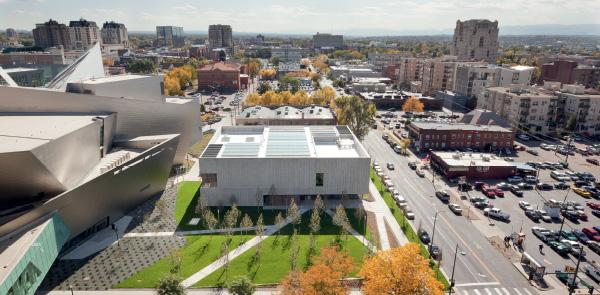 Clyfford Still Museum: l'architettura che valorizza l'arte