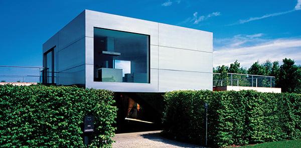 La Casa Contemporanea, un prototipo