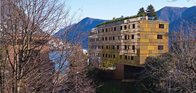 Complesso residenziale Colle Loreto