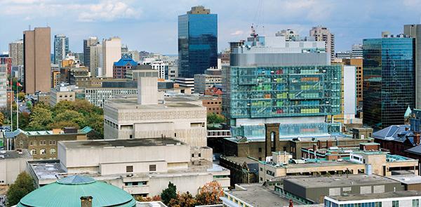 Behnisch Architekten and architects Alliance in Toronto