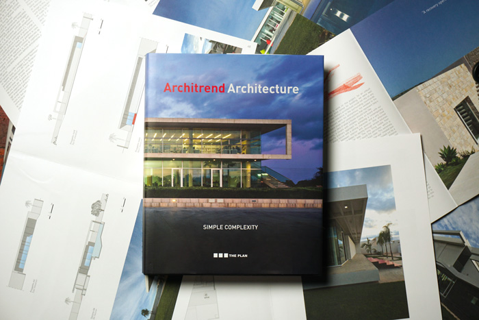 Architrend Architecture, una monografia su 20 anni di progetti