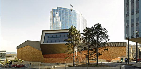 Behnisch Architekten - Consolida la sua fama In Europa