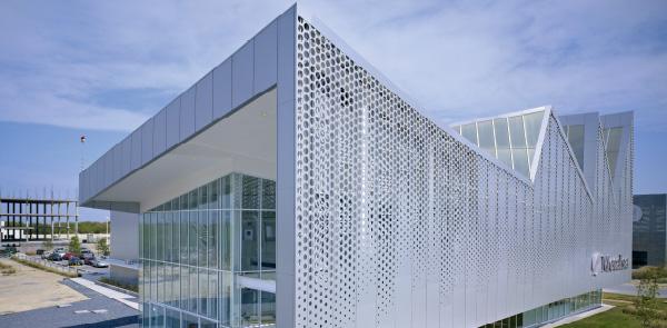 Uno spazio per innovare - Metalsa Research and Technology Building