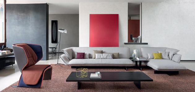 Beam Sofa System by Cassina