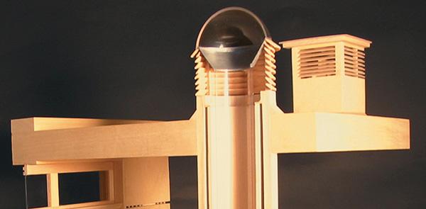 Raffrescamento evaporativo tramite evaporatori porosi in ceramica