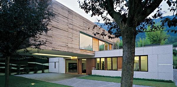 A Bioclimatic House
