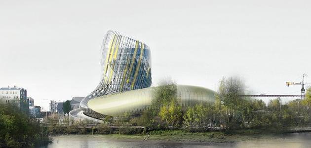 Centro culturale la Cité du Vin