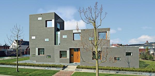 Villa van Straaten