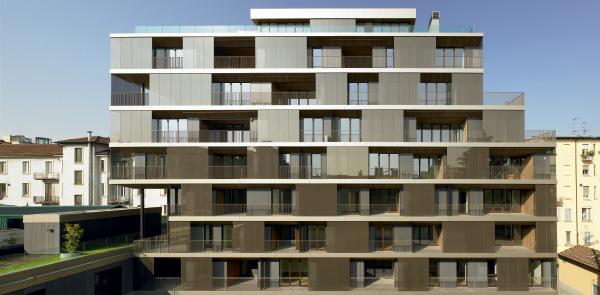 Edificio residenziale Salaino 10
