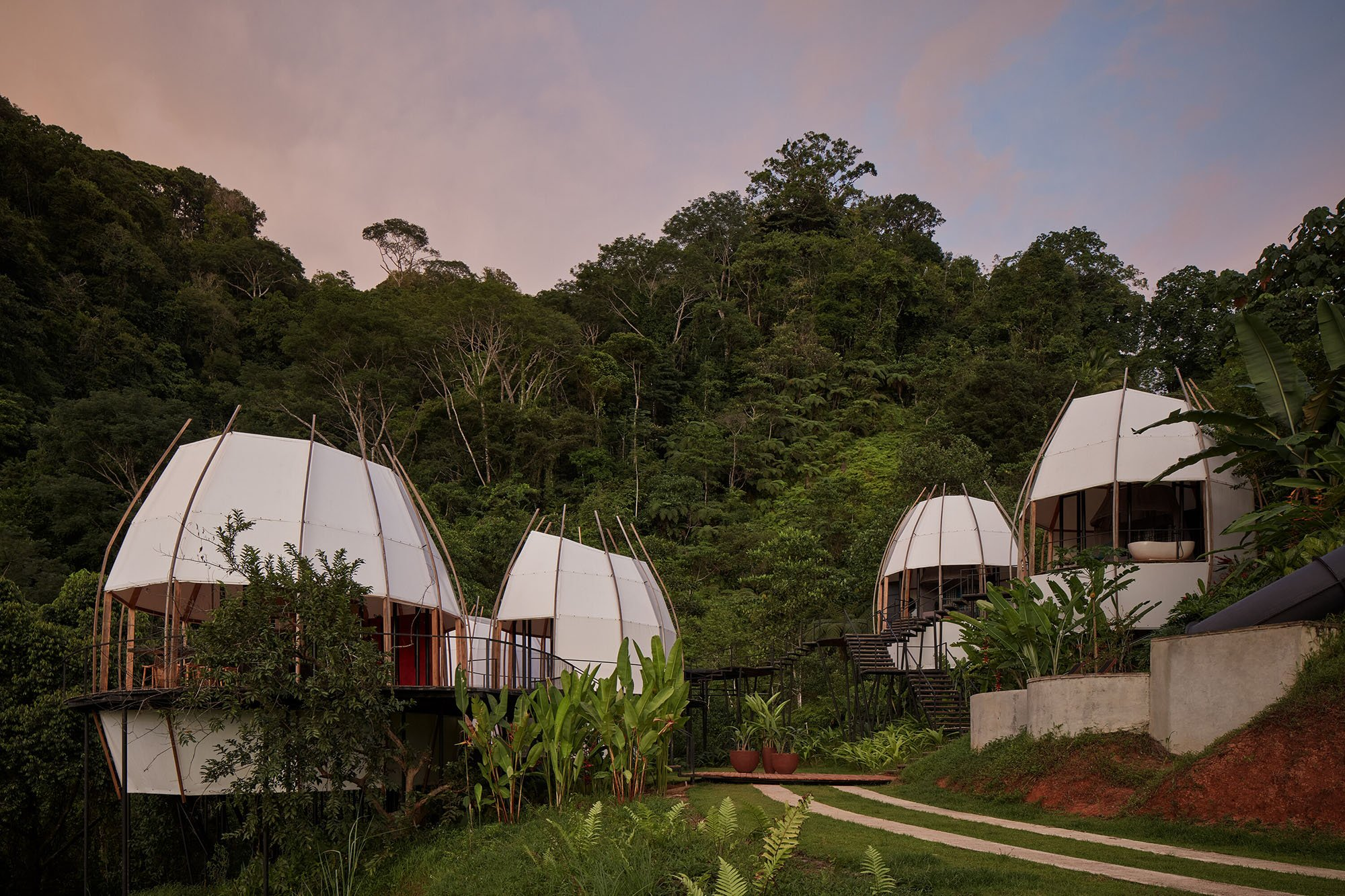 Coco luxury, relaxation, and adventure in the Costa Rican jungle