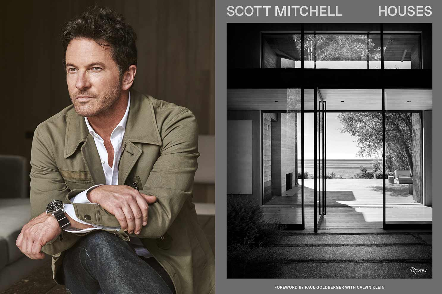 Scott Mitchell Houses, an elegant and iconic monograph