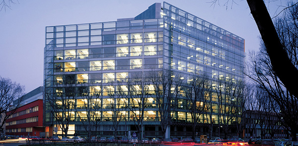 Edificio per uffici Bergognone 53